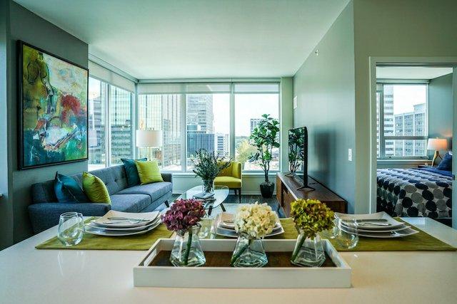Living Room and Bedroom 1Bedroom Plus Den Floorplan 1.jpg