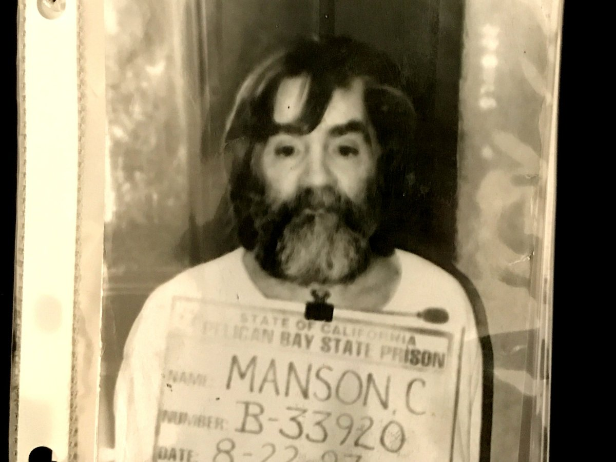 A Missouri man taped years of chats with Charles Manson
