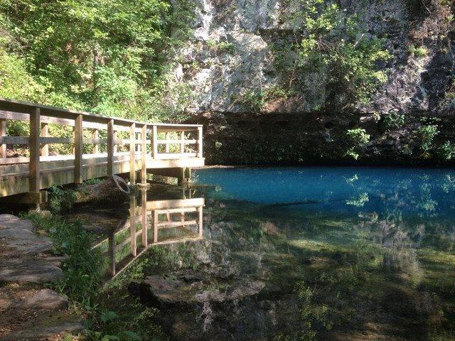 Ozark Blue Spring