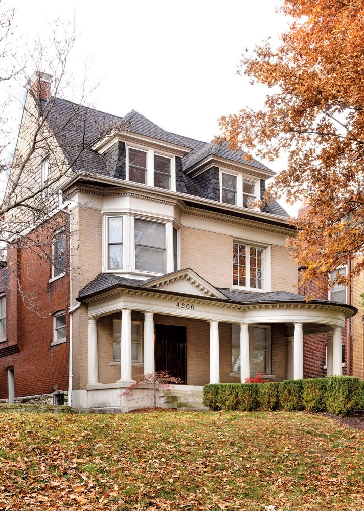 Three St Louis Homes That Made History