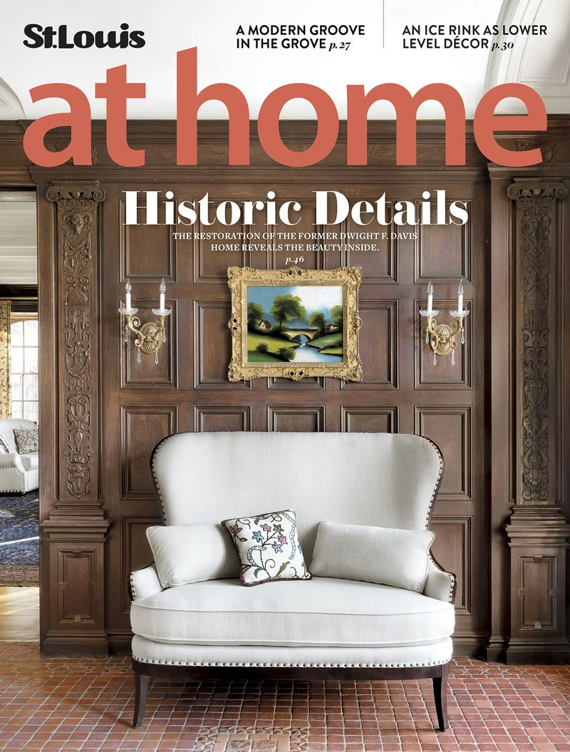 St. Louis At Home January February Cover 2018
