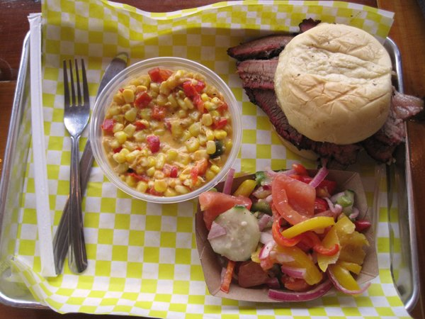 fd brisket sandwich and sides.jpg