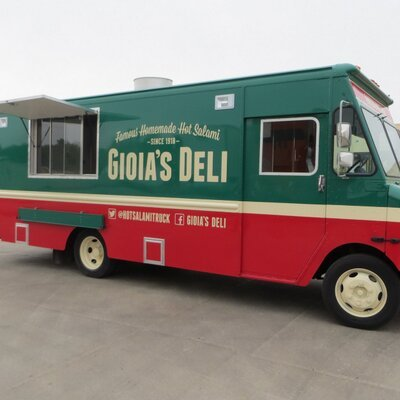 Gioia S Food Truck