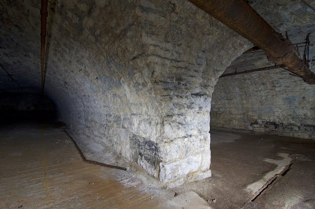 Second Basement of Brew House, Photograph by Jason Gray.jpg