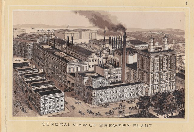 01 General View of Brewery Plant with the details of Brew house addition and malt kiln, offices expanded.jpg