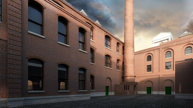 Rendering of the Complete 1875 Brewery by Ernesto Pacheco.jpg