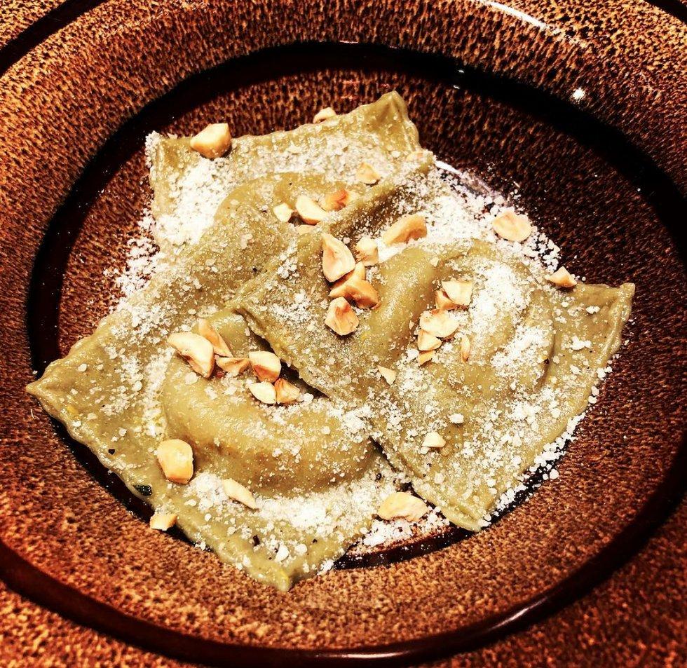 Vicini Pastaria Offers Handmade Pastas, Sauces, And Desserts