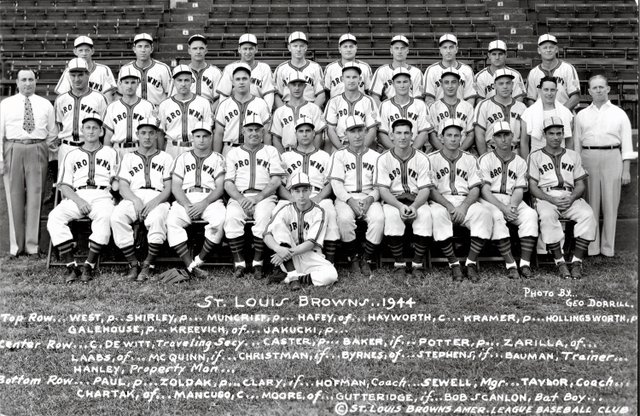 91A - 1944 St. Louis Browns - MO History Museum Archives.jpg