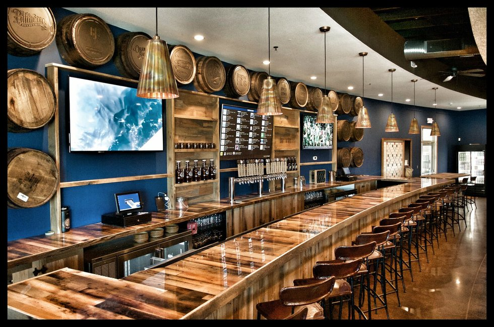 Brew Hub Taproom Opens March 3 On Oakland Avenue