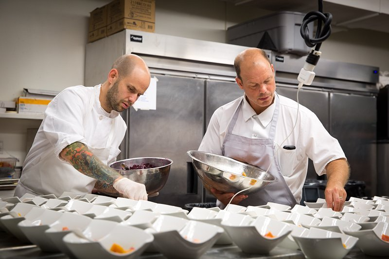 Kevin Nashan And Top St Louis Chefs To Host Benefit