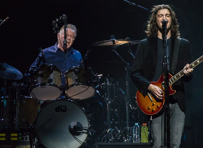 The Eagles played for nearly three hours last night at Scottrade