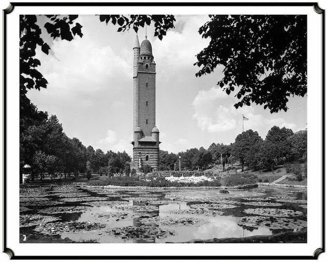 Water Tower Waterlily Pond.jpg