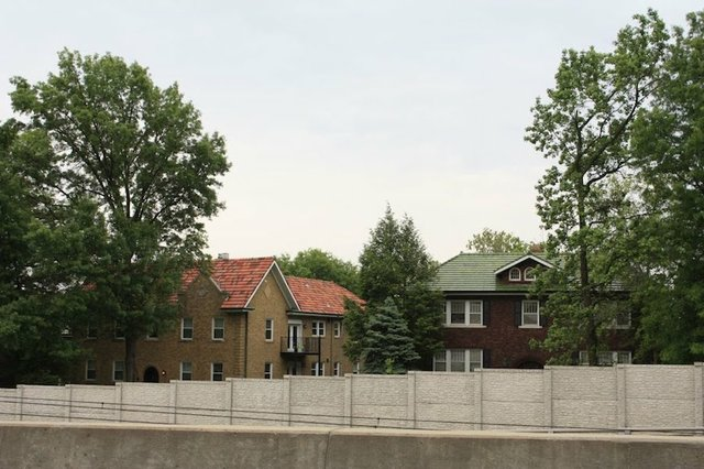 Looking over Forest Park Parkway Soundwall.jpg