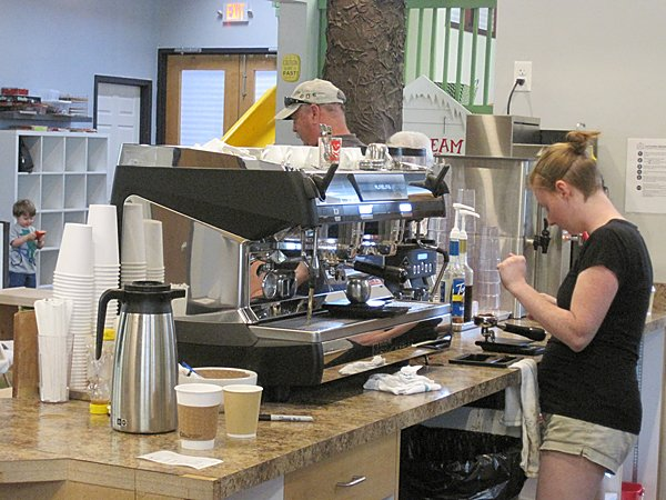 Urban fort play caf adding tyke friendly patio this summer coffee making coffeesg malvernweather Image collections