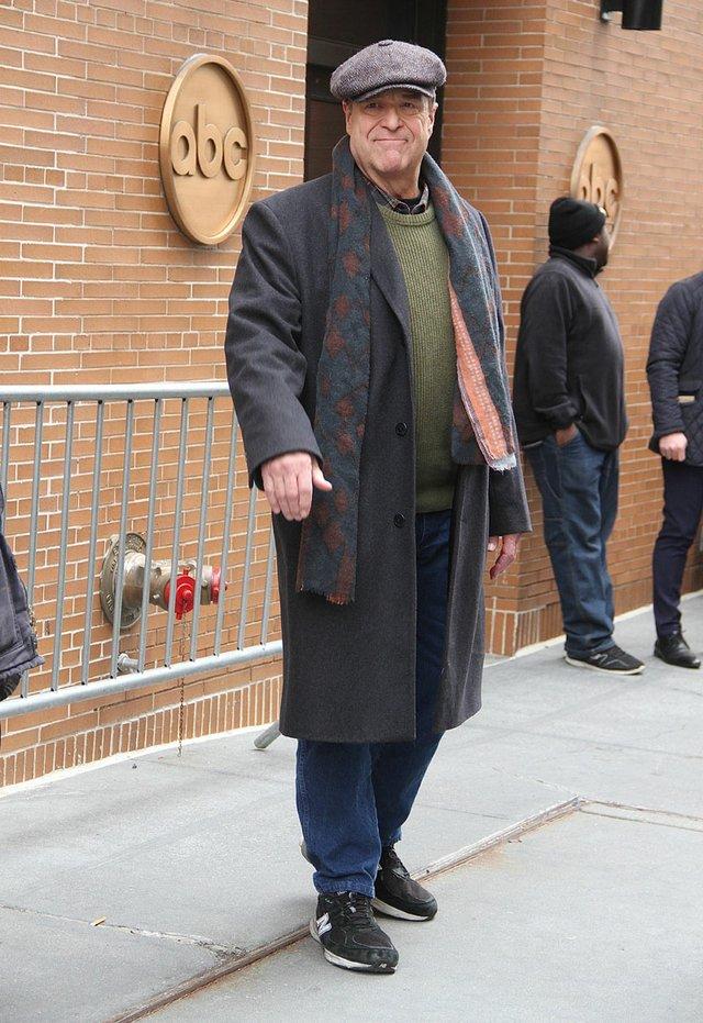 John Goodman At The View