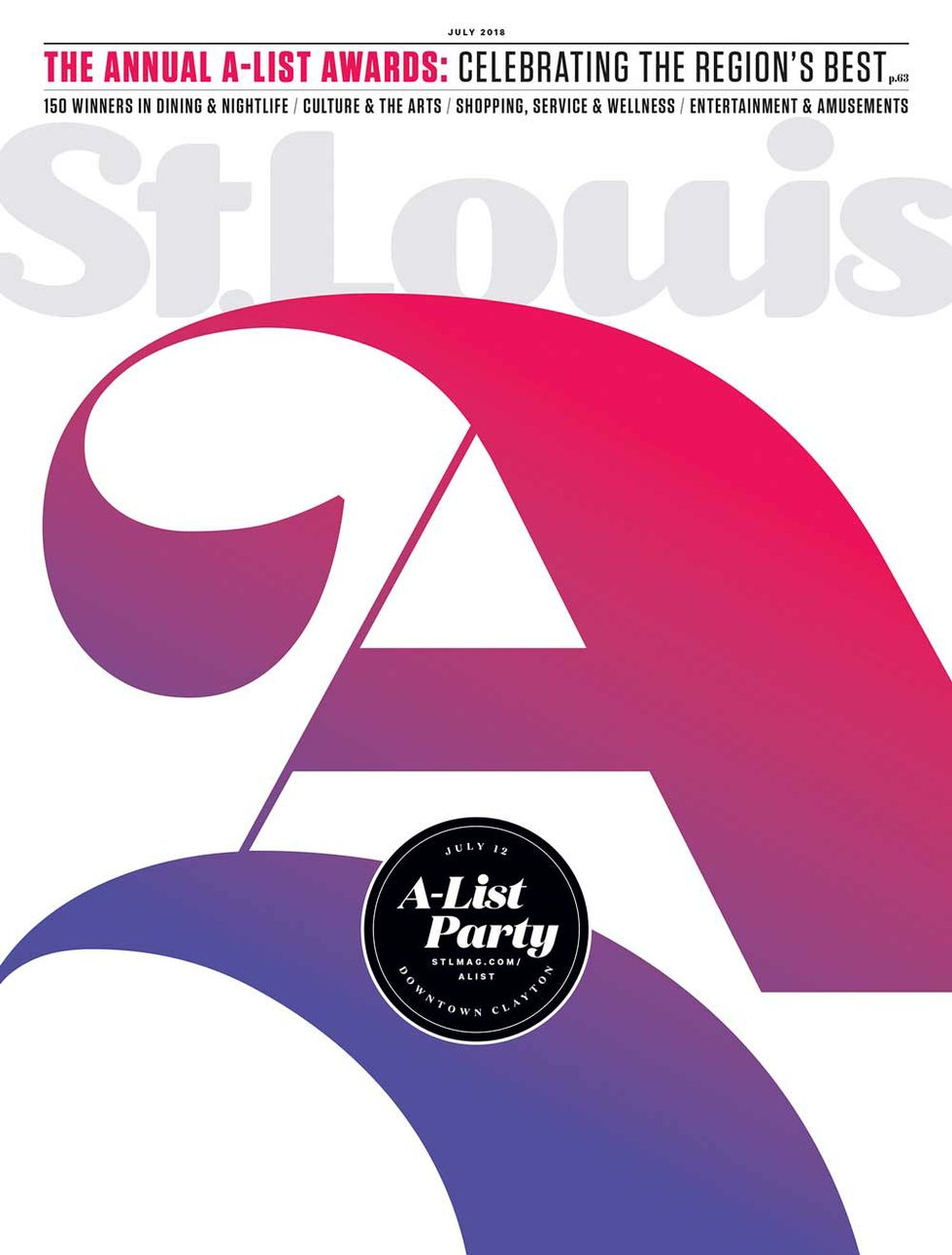 St. Louis Magazine Issue Archive