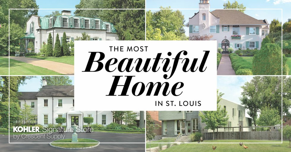 Most Beautiful Homes Sponsor Logo