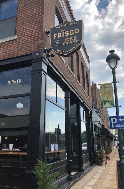 The Frisco Barroom Opens In Webster Groves Old Orchard