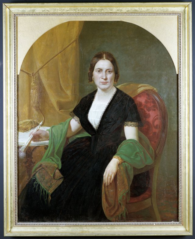 Charles Wimar, Portrait of Justina Baum Lemp,  Courtesy of Missouri History Museum, 1971-034-0003.jpg