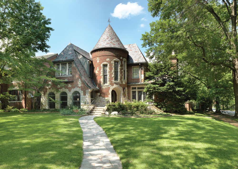 The 10 Most Beautiful Homes In St. Louis
