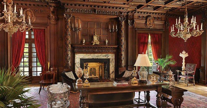 A decades-long renovation returns a Midwestern palazzo to its original glory