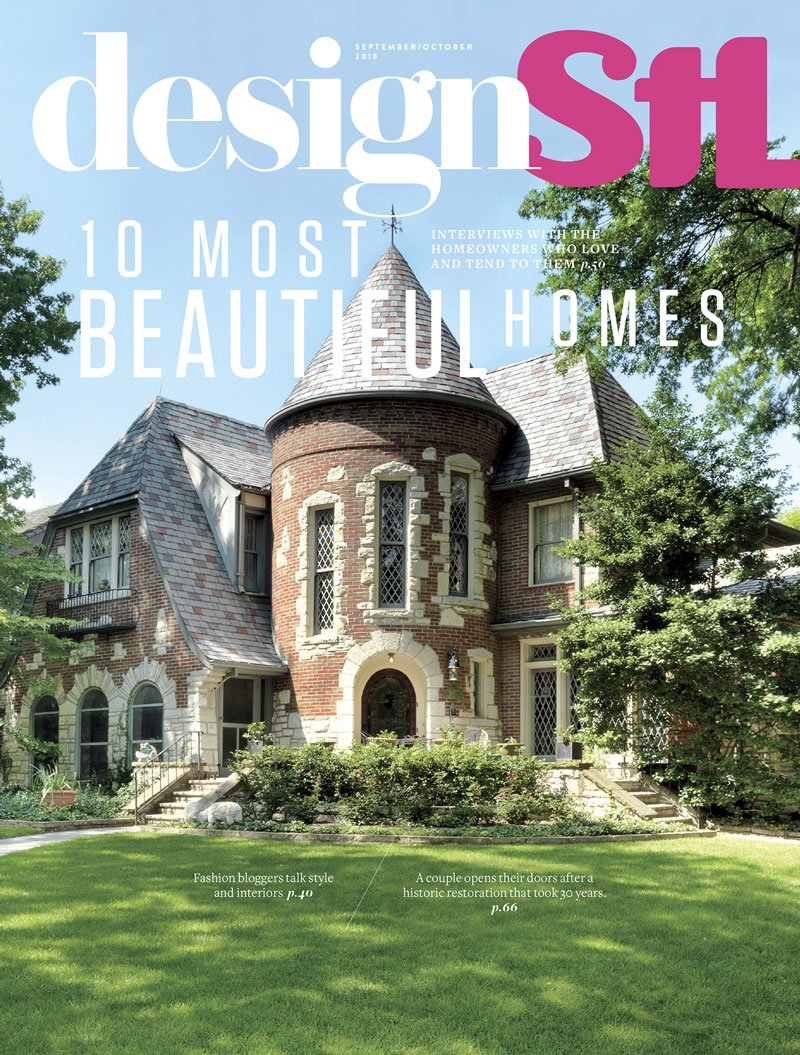 Design STL Sept/Oct 2018 Cover