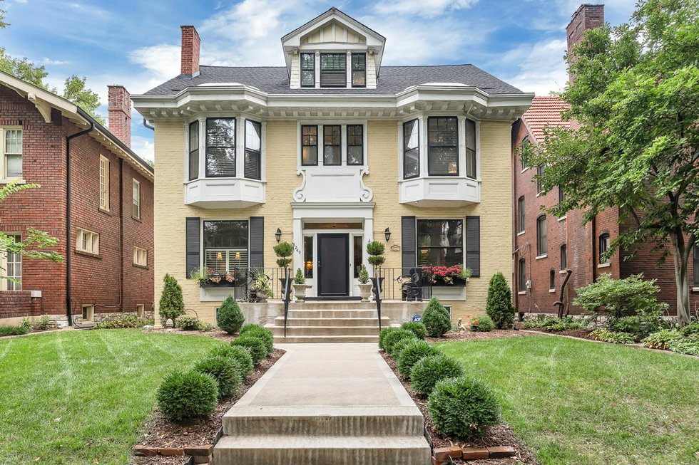 University City Colonial Filled With Historic Details Asks $659,900