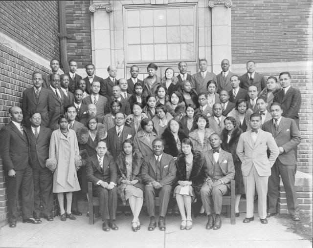 Sumner High School Faculty, 1930, St. Louis Public School Photograph Collection, Missouri History Museum, St. Louis, P0900-11865-01-8N.jpg