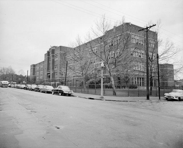 Vashon High School, First Location, 3026 Laclede Avenue, Copyright St. Louis Public Schools Photograph Collection, Missouri History Museum, St. Louis, P0900-28710-01-4A.jpg