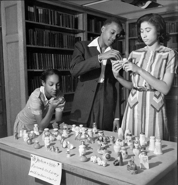 Vashon High School, Hobby Show (Salt Shakers) 1941, St. Louis Public Schools Photograph Collection, Missouri History Museum, St. Louis, P0900-22043-01-1TN.jpg