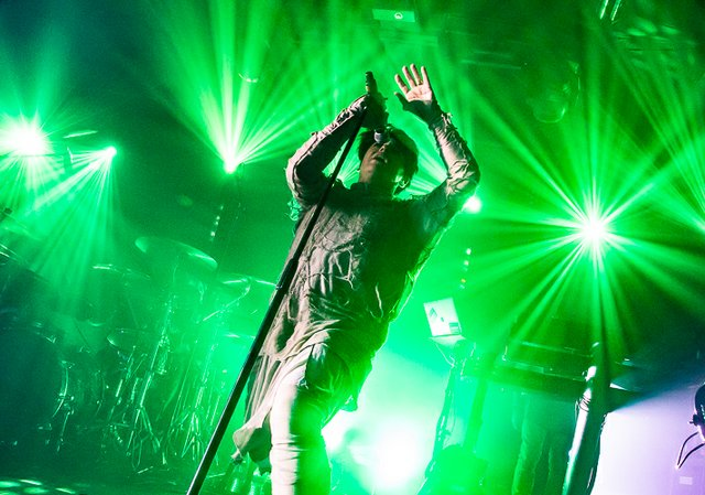 Nightmare Air And Gary Numan Envelop Fans At The Ready Room