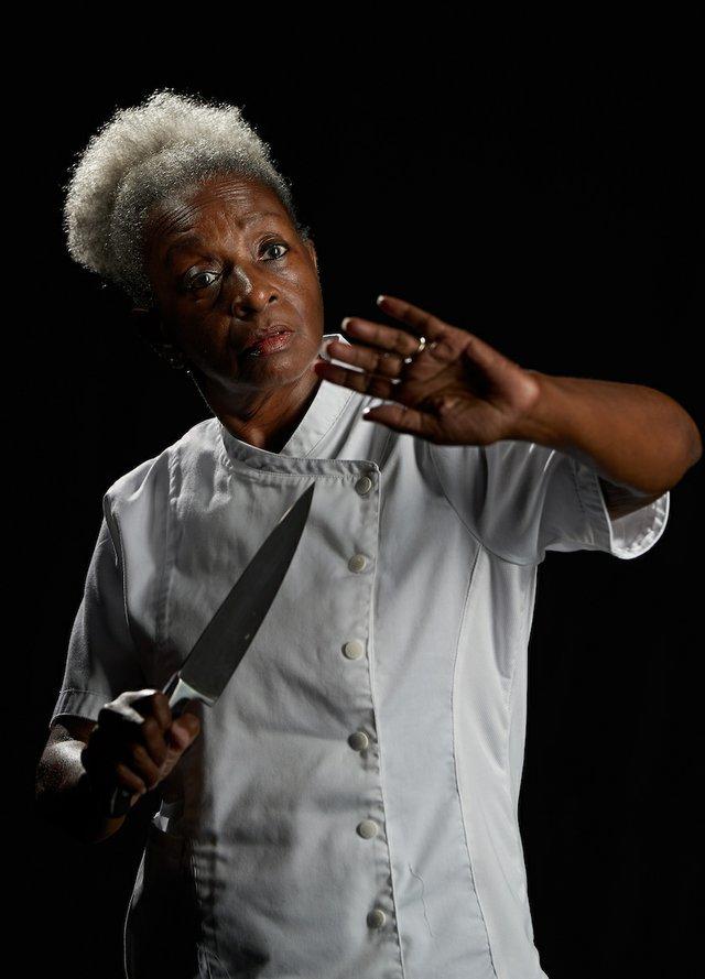 Linda Kennedy Chef Upstream Theater