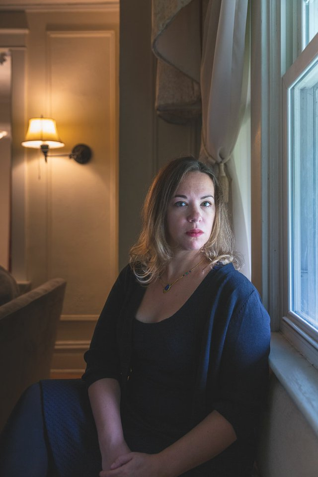 "8f9af5e81a963 St. Louis Jewish Book Festival 2018: Sarah Kendzior, ""The View From Flyover  Country,"" and the real Trump voter"