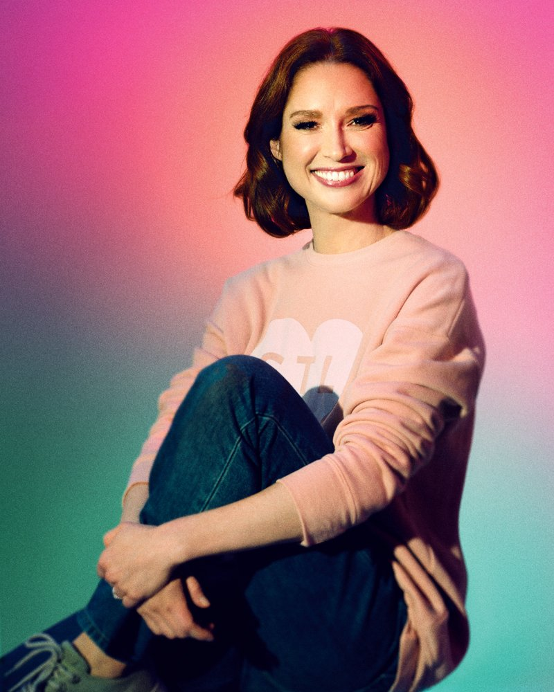 Ellie Kemper Talks New Book My Squirrel Days Growing Up