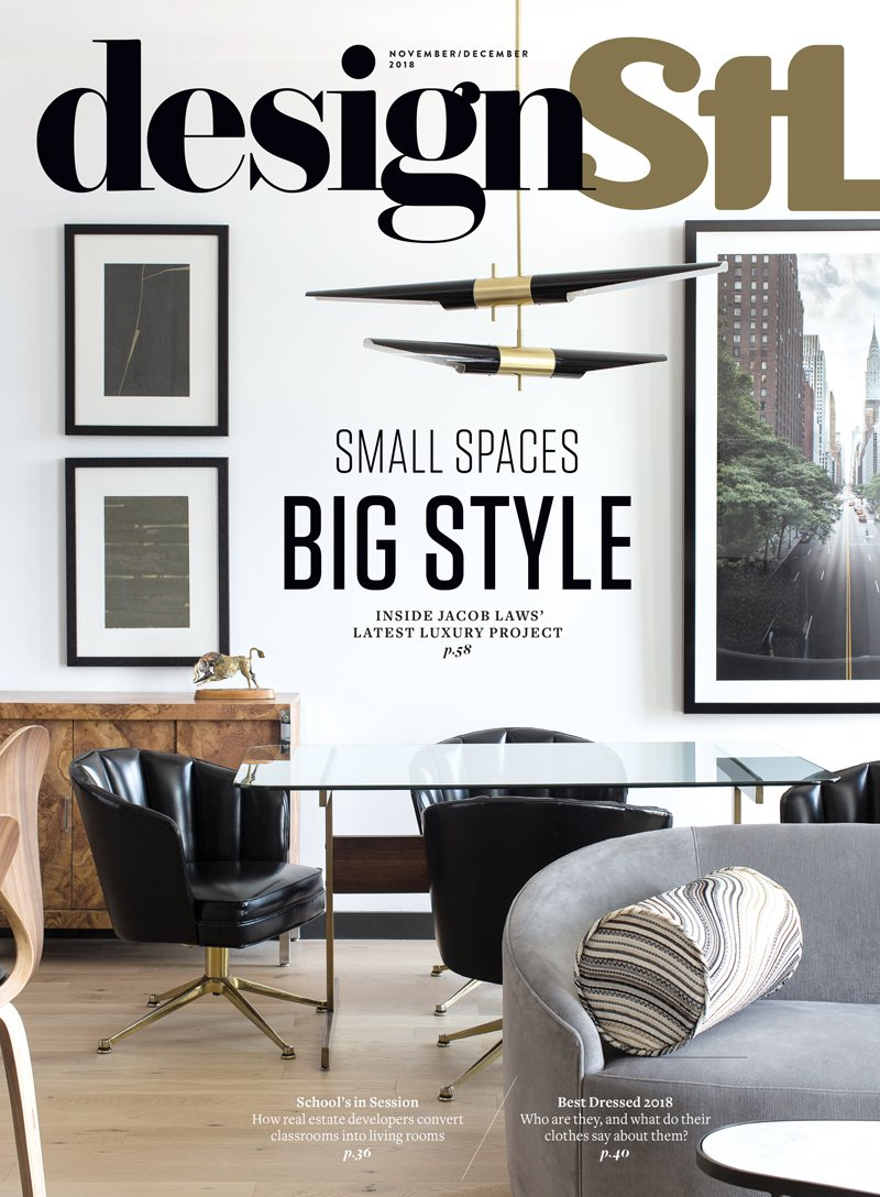 Design STL Nov/Dec 2018 Cover