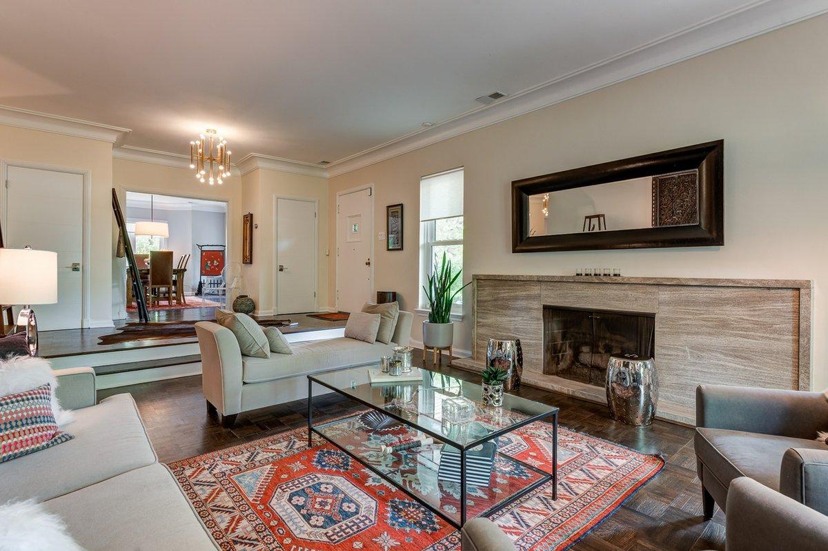 This Ellenwood contemporary home matches Palladian design ... Modern Palladian Architecture