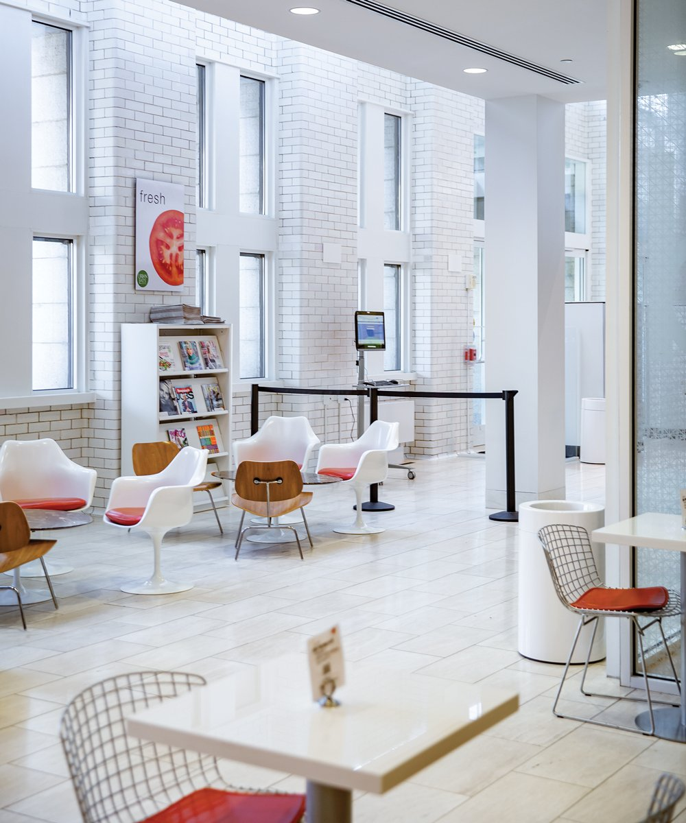 St louis central library is reinventing itself as a playful and provocative community center geared to a digital future yet madly preserving the past
