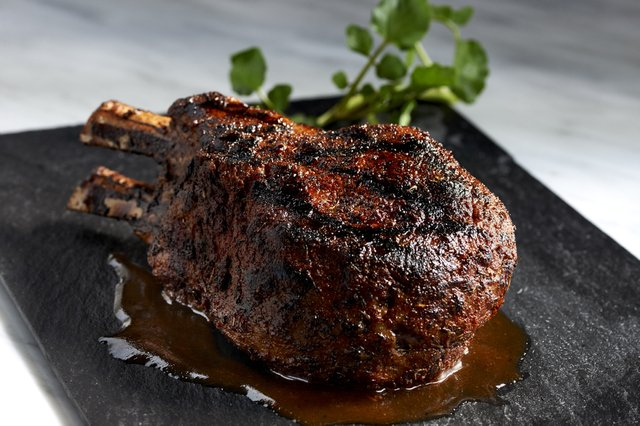 Morton's Double-Cut Prime Pork Chop; Photo Credit Landry's.jpg