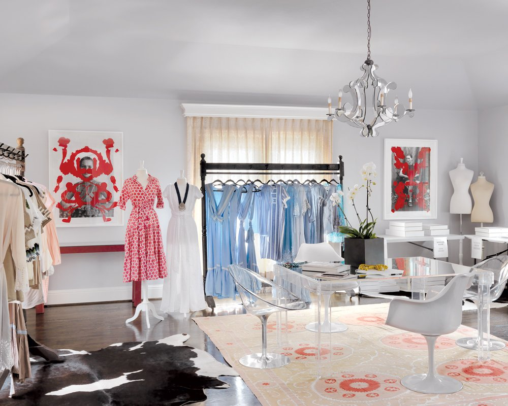 Peek Inside The Home Of Fashion Designer Anjali Kamra