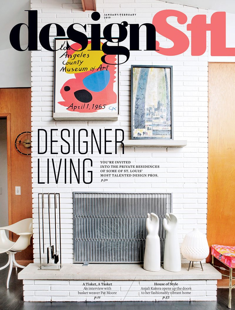 Design STL Jan/Feb 2019 Cover