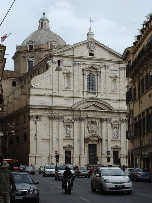 Il Gesu in Rome