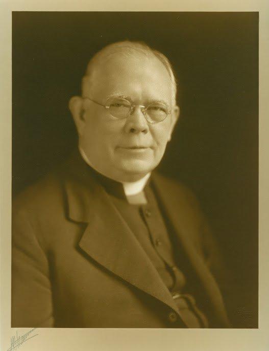 The Rev. Patrick Paul Crane