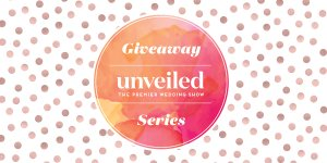 Unveiled Wedding Giveaway logo REV 2