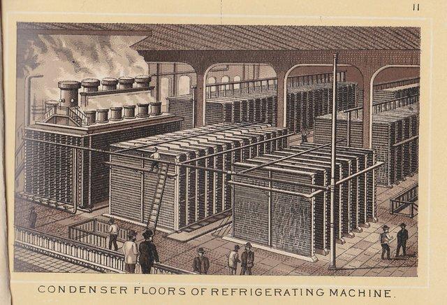 Condenser Floors of Refrigerating Machine from Lemp Souvenir Book, Courtesy of Stephen Walker.jpg