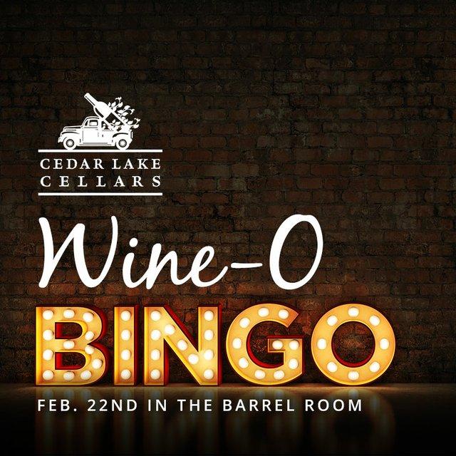 Cedar Lake Cellars' Wine-O Bingo.jpg