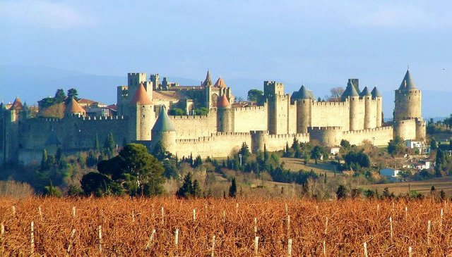 City of Carcassonne, France, Photograph by Harry.jpg