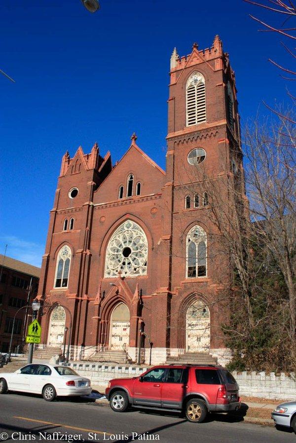 Bethlehem Lutheran Church, Hyde Park, Photograph by Chris Naffziger.jpg