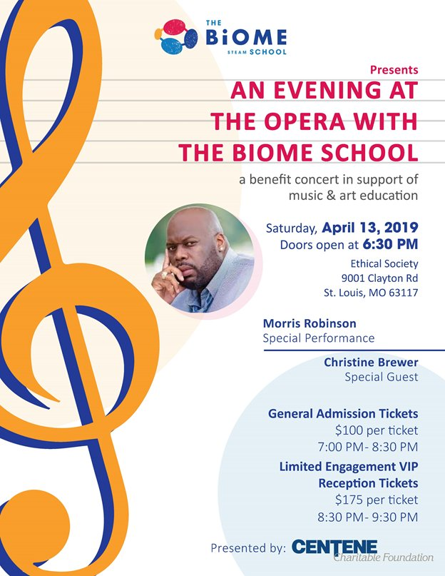 An Evening at the Opera with the Biome