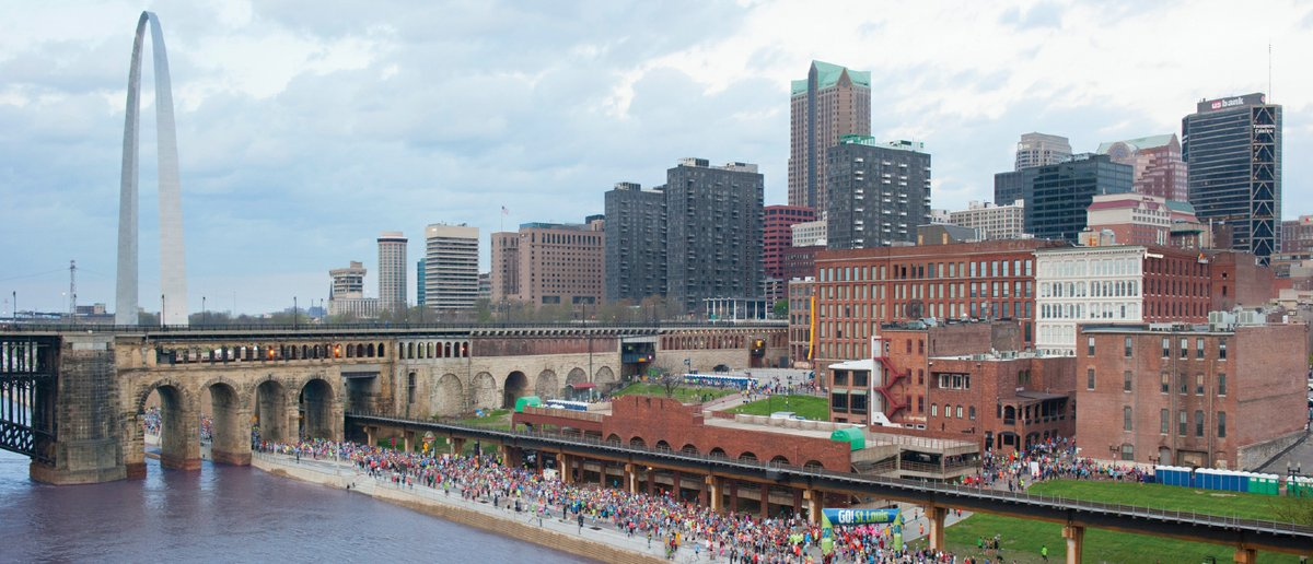 5 things to know about the GO! St. Louis Marathon