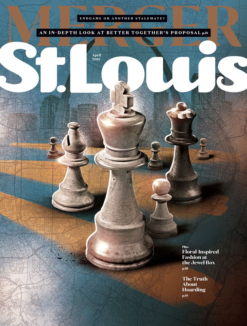 St  Louis Magazine Issue Archive